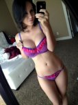 amateur photo Frilly lingerie