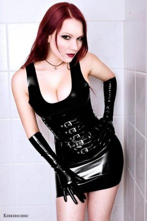 amateur photo Latex Lust