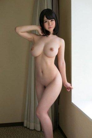 amateur photo Cute face, stunning body