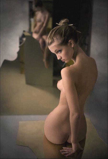 Artsy nude Porn Photo