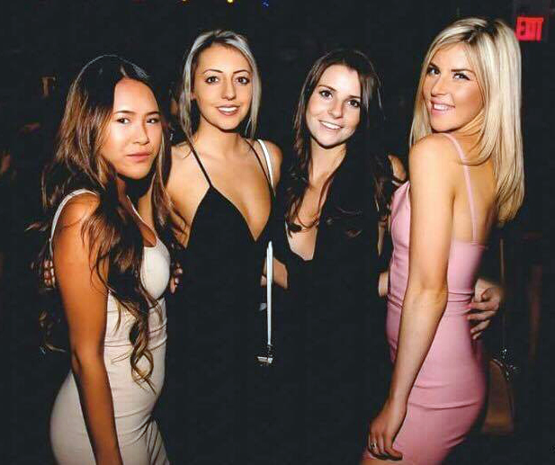Amateur Girls Night Out