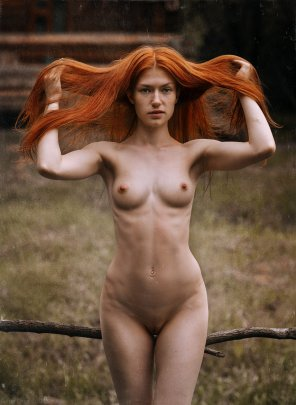 amateur photo Miss Autumn by Gene Oryx