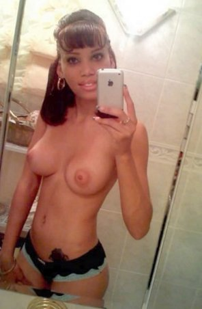 amateur photo Perfect breasts on a really beautiful girl.