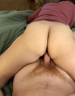 amateur photo Riding cock