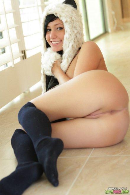 great smile on Catie Minx Porn Photo