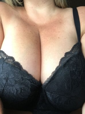 amateur photo New bra.