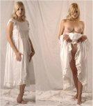amateur photo White dress