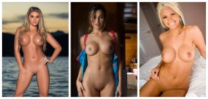amateur photo Tahlia Paris,Ana Cheri,Maryse Ouellet