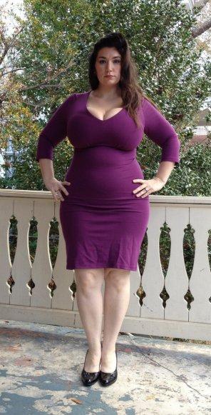 amateur photo Feminine curves