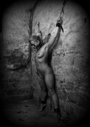 amateur photo In the dungeon