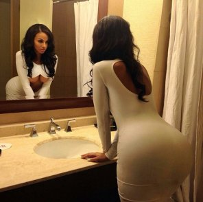amateur photo Awesome dress