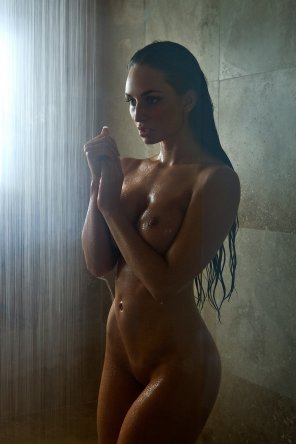 amateur photo Showerbabe