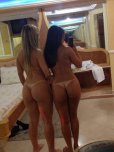 amateur photo Two killer asses