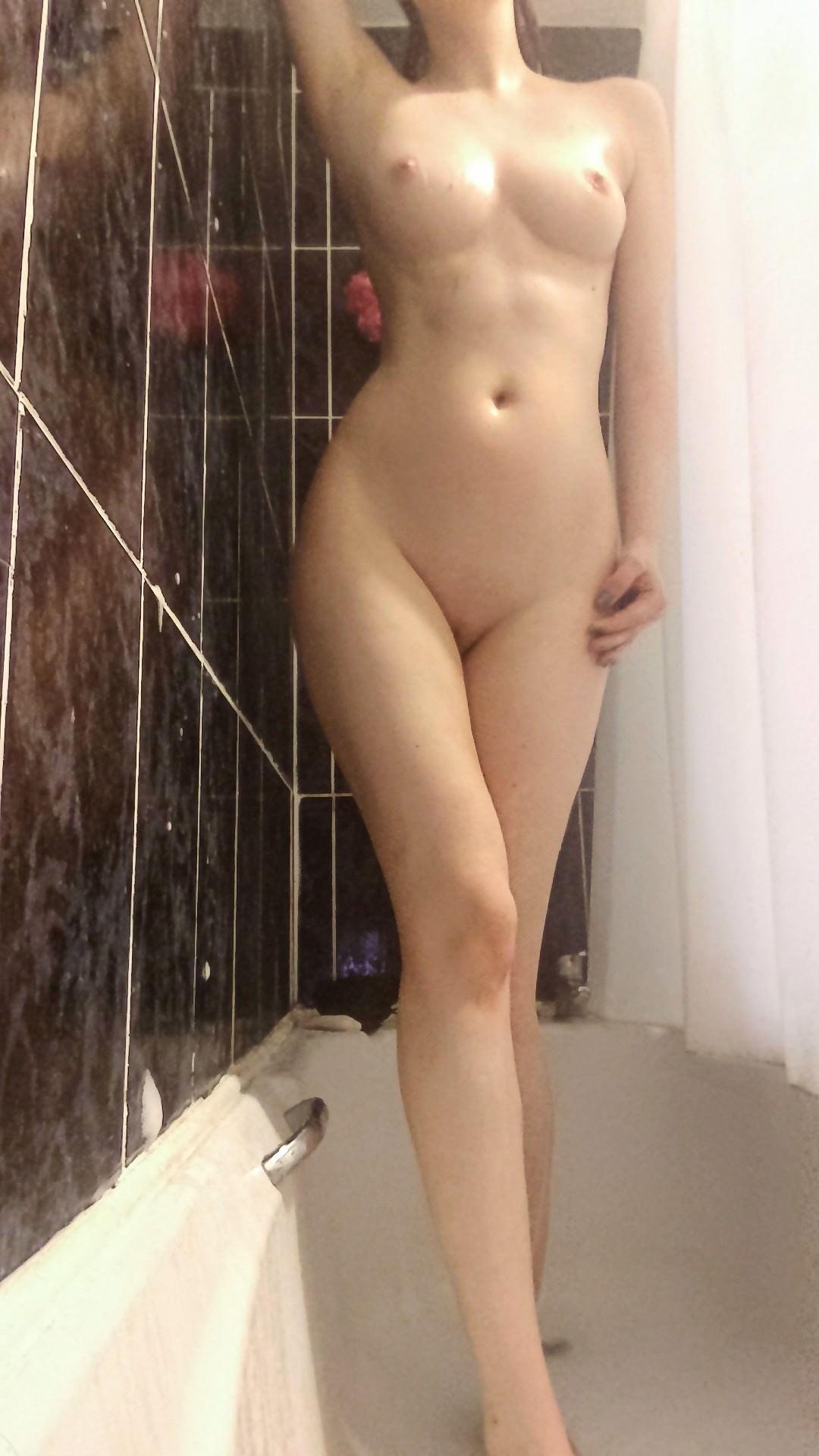 Teen Asian Shower Masturbation