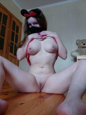 amateur photo my sugar pussy [f]