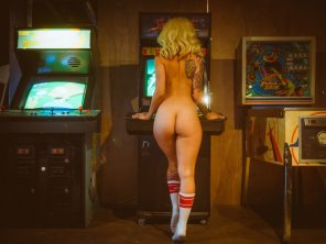 amateur photo Arcade games