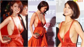 amateur photo Korean actress Oh In Hye