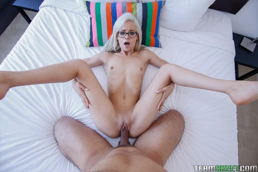 Big tits sister pumped full of her brothers semen