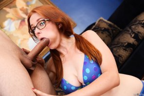 amateur photo Hot redhead, Penny Pax