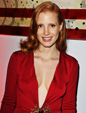 amateur photo Jessica Chastain is so great