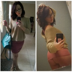 amateur photo Original ContentGet a girl who can do both ;)