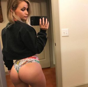 amateur photo Marvelous booty