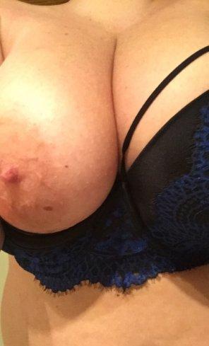 amateur photo New bra