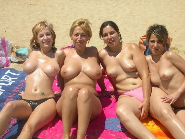 Beach Buddies Porn Photo