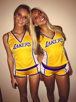 amateur photo laker girls