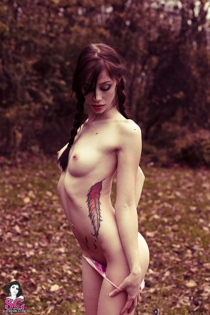 amateur photo SuicideGirls - Asbury - Pale Harvest