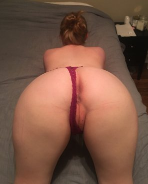 amateur photo Doggy style is my [f]avorite