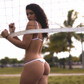 amateur photo Volleyball girl