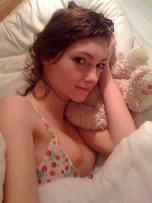 amateur photo tits and teddy