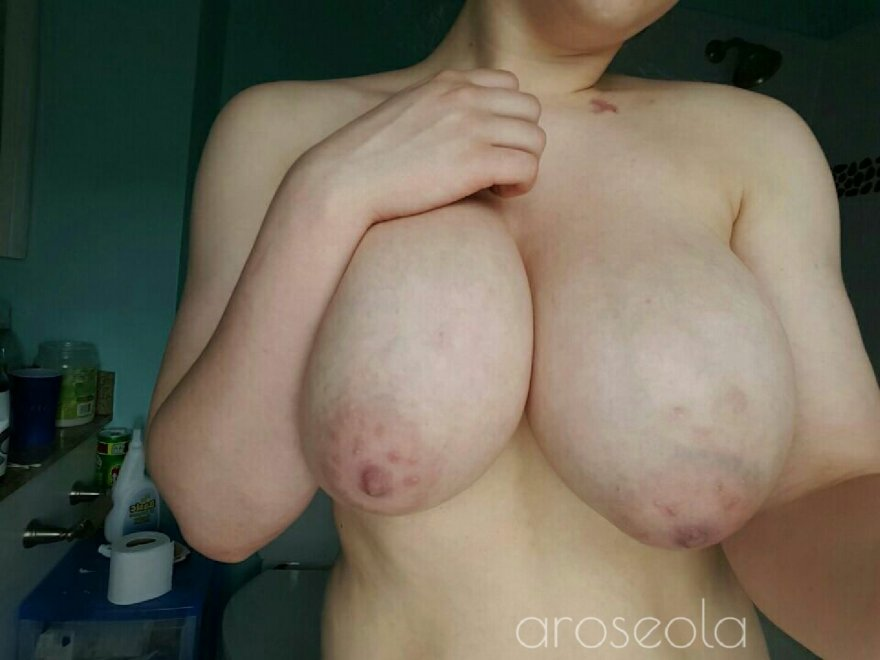 Big boobs, big nipples. What more could you ask for? Porn Photo