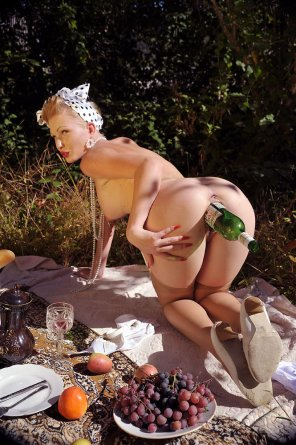 amateur photo Nice picnic