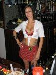amateur photo Tilted Kilt Bartender