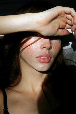 amateur photo Freckled honey