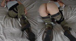 amateur photo My Lara Croft cosplay/Halloween costume part 3. <3 [F]