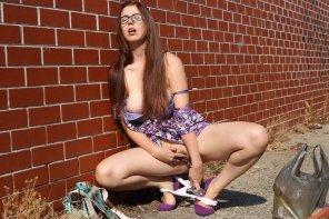 amateur photo Viola
