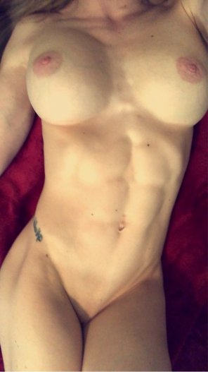 amateur photo Gorgeous fit body