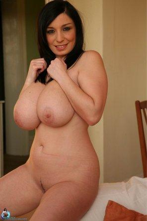 amateur photo Sexy brunette