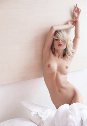 amateur photo Killer blonde