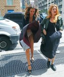 amateur photo Jessica Alba surprised by an embarrassing updraft