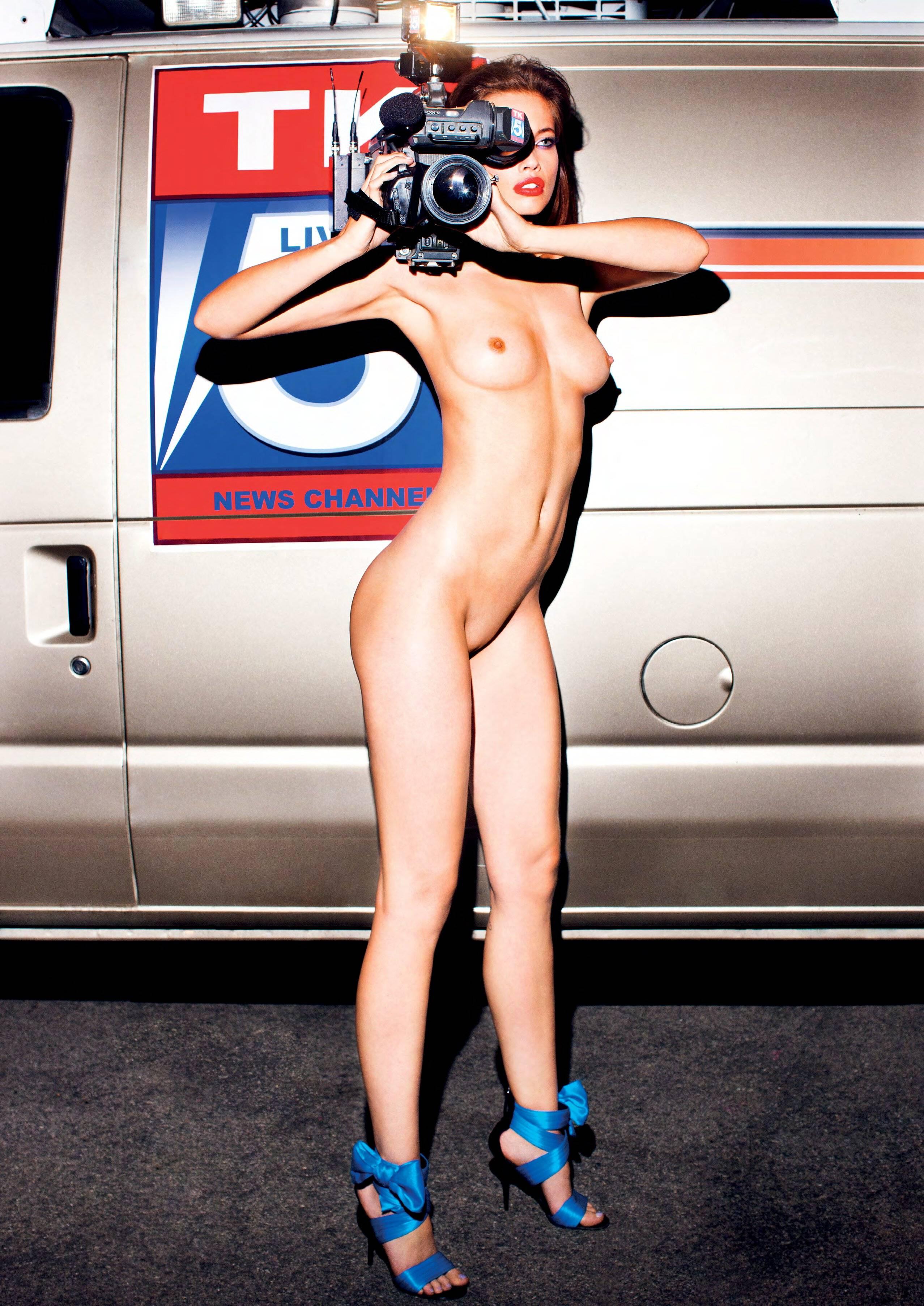 Stephanie Grote  nackt