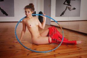 amateur photo Balletic