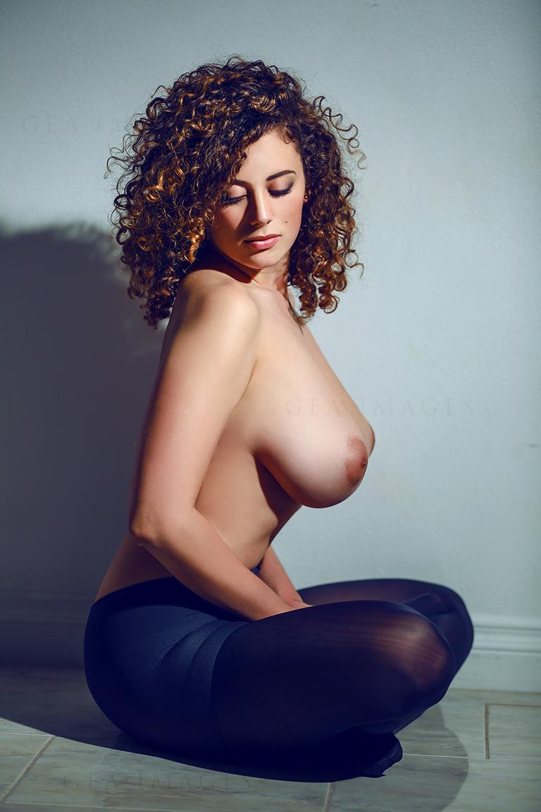 curly hair porn