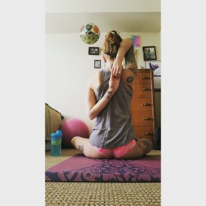 amateur photo Morning Yoga