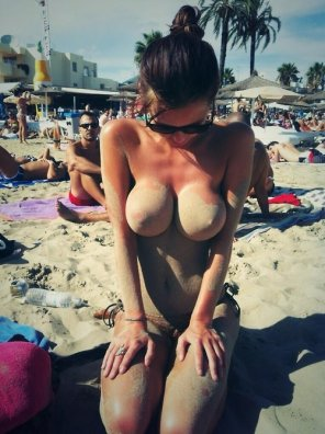 amateur photo Sandy Titties