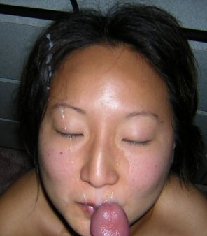amateur photo A relaxing Asian facial