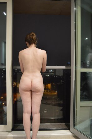 amateur photo Enjoying the view from my new place